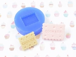 Silicone mould - biscuits
