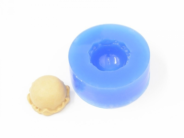 Moule en silicone - Boule de glace