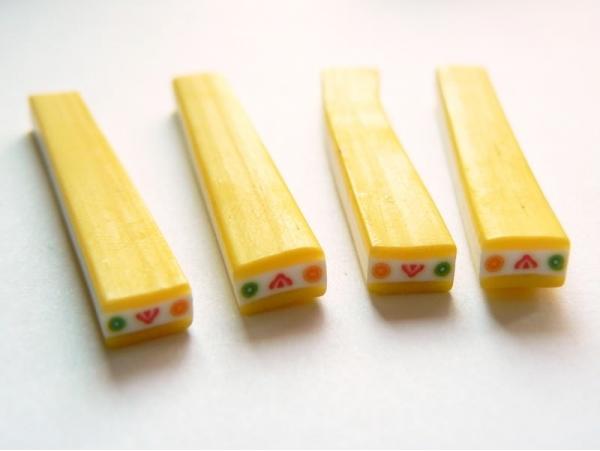 Acheter Cane petit cake aux fruits jaune - 0,49€ en ligne sur La Petite Epicerie - Loisirs créatifs