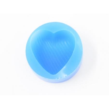 Moule en silicone - Coeur  - 3
