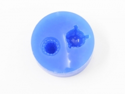 Acheter Moule en silicone - Cornet et boule de glace - 3,90€ en ligne sur La Petite Epicerie - Loisirs créatifs