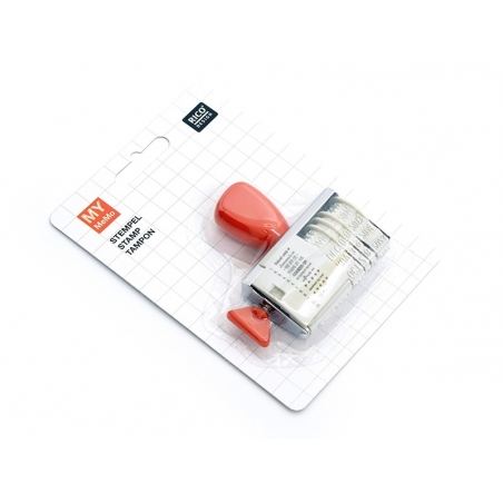 Date stamp - Homemade