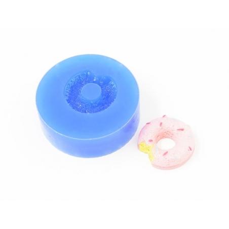 Acheter Moule en silicone - Donut croqué avec vermicelles - 3,90€ en ligne sur La Petite Epicerie - Loisirs créatifs