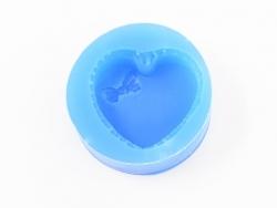 Acheter Moule en silicone - Gâteau coeur meringue - 3,90€ en ligne sur La Petite Epicerie - Loisirs créatifs