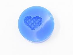 Acheter Moule en silicone - Gaufre coeur - 3,90€ en ligne sur La Petite Epicerie - Loisirs créatifs
