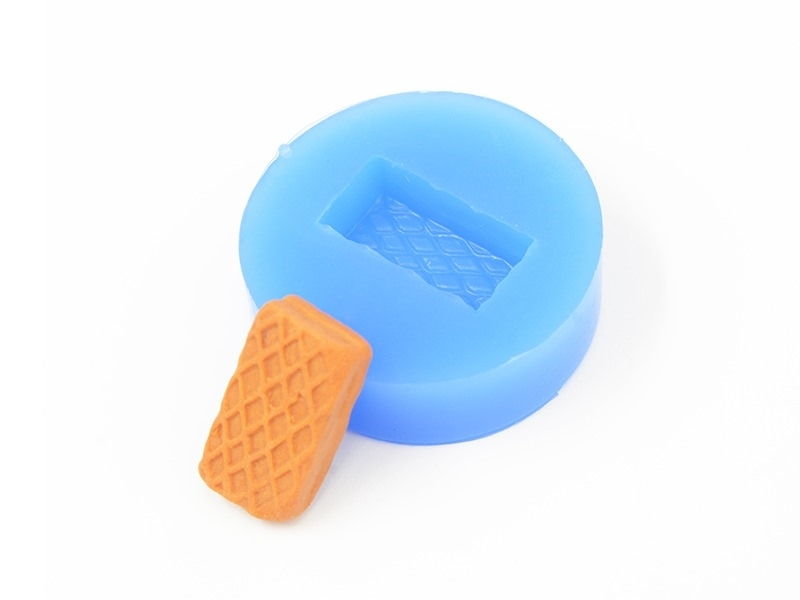 Silicone mould - wafer
