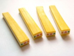 Cane - gelber Obstkuchen