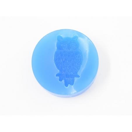Acheter Moule en silicone - Hibou / chouette - 3,90€ en ligne sur La Petite Epicerie - Loisirs créatifs