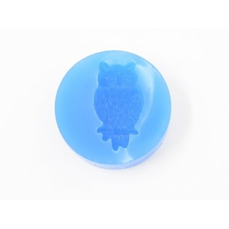 Silicone mould - owl