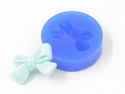 Silicone mould - bow