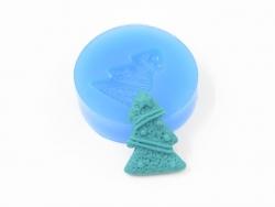 Silikonform - Weihnachtsbaum