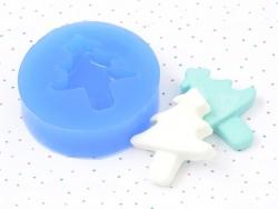Moule en silicone - Arbre sapin