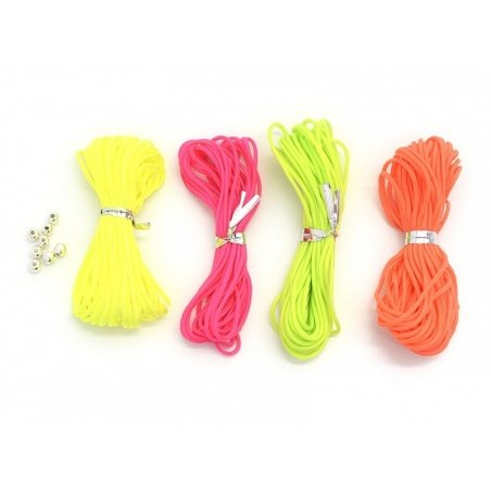 KIT Macramé - Neon pop Rico Design - 3