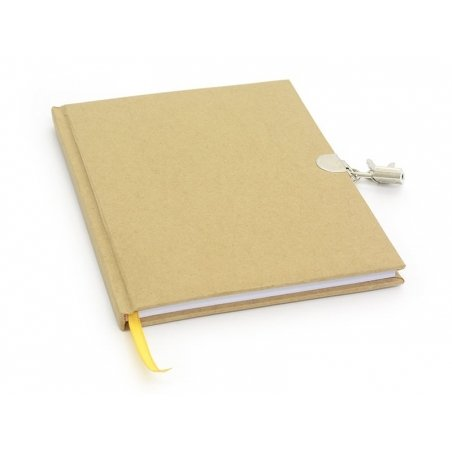 Diary that can be decorated, 70 pages - 21 cm x 21 cm