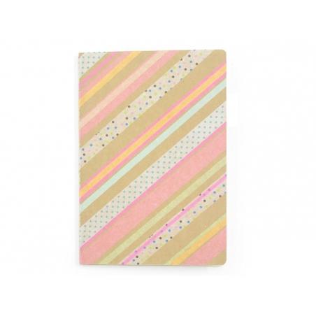Acheter Carnet à décorer 14 x 10,5 cm - 80 pages blanches - 2,59€ en ligne sur La Petite Epicerie - 100% Loisirs créatifs