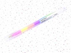 Acheter Stylo gel arc-en-ciel - pointe 0,8 mm - 1,59€ en ligne sur La Petite Epicerie - 100% Loisirs créatifs