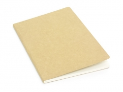 Individuell gestaltbares Heft, 14,5 cm x 21 cm - 80 weiße Seiten