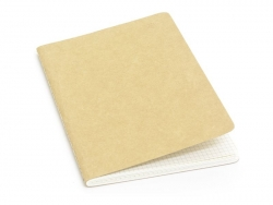 Notebook that can be decorated (14.5 cm x 21 cm) - 80 pages, squared paper