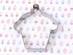 3 Emporte-pièces - cerises cupcakes