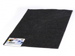 Felt sheet - anthracite grey