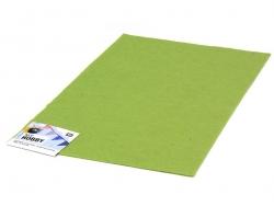 Plaque de feutrine - Vert Pomme
