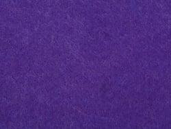 Plaque de feutrine - Violet