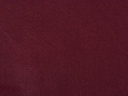 Filzplatte - bordeauxrot