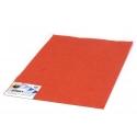 Plaque de feutrine - Rouge