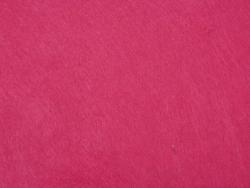Plaque de feutrine - Fushia