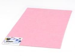 Filzplatte - rosa