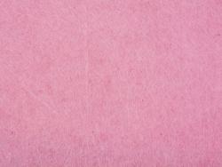 Plaque de feutrine - Rose