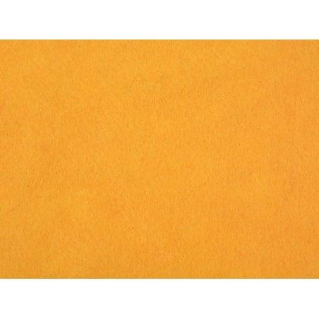 Felt sheet - orange