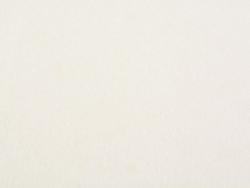 Felt sheet - cream white