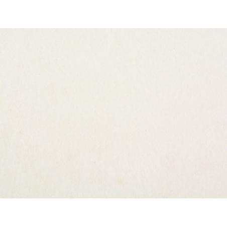 Acheter Plaque de feutrine - Crème - 0,59€ en ligne sur La Petite Epicerie - Loisirs créatifs