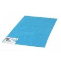 Plaque de feutrine - Bleu Clair
