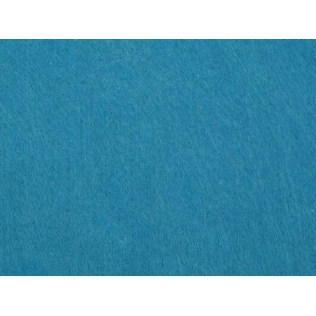 Felt sheet - light blue