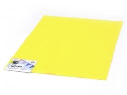 Filzplatte - gelb