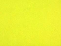 Felt sheet - yellow