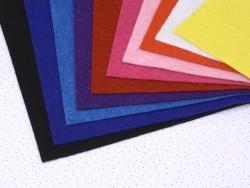10 felt sheets - Basic