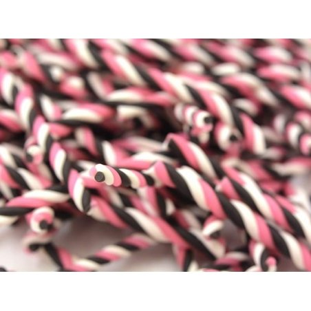 Candy cane - marshmallow