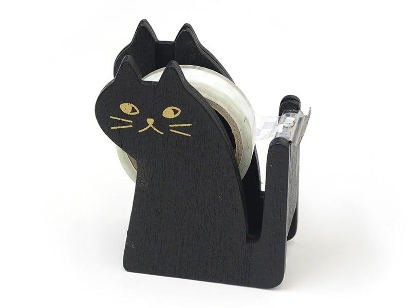 Acheter Dévidoir à ruban adhésif en forme de chat - noir - 10,50€ en ligne sur La Petite Epicerie - 100% Loisirs créatifs