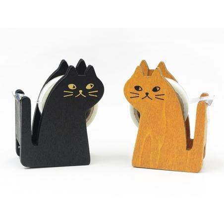 Acheter Dévidoir à ruban adhésif en forme de chat - marron - 10,50€ en ligne sur La Petite Epicerie - 100% Loisirs créatifs