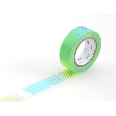 Acheter Masking tape motif - Deco fluo vert E - 3,30€ en ligne sur La Petite Epicerie - 100% Loisirs créatifs