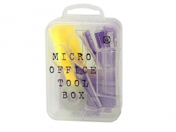 Kit de survie au bureau - micro office tool box