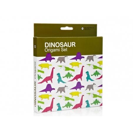 Origami Set - Dinosaurus