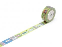 Masking tape KIDS motif - Ville