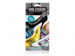 """Stickers pour chaussures """"Geo"""""""