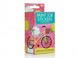 Stickers pour vélo - Fleurs