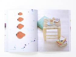Livre Motifs au crochet, plus de 40 fleurs,appliqués,écussons et autres fantaisies