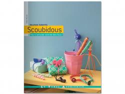 """Französisches Buch """" Scoubidous,pour s'amuser comme des fous !"""""""